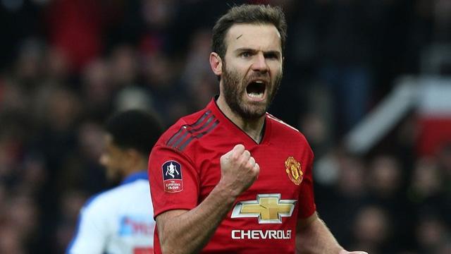 Juan Mata'nın Manchester United ile 3 yıllık yeni sözleşme imzaladığı ortaya çıktı
