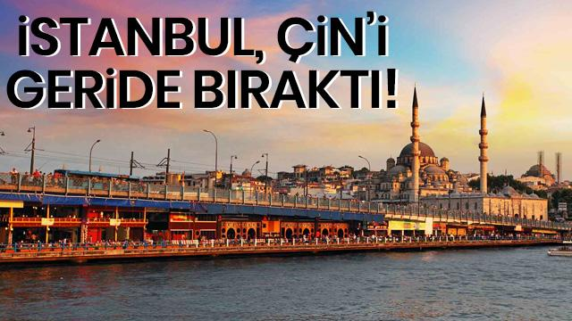 """İstanbul, """"Aynı anda en fazla raylı sistem yapılan şehirler""""de dünyada ilk sırada"""