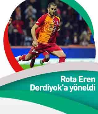Trabzonspor, Eren Derdiyok'la ilgileniyor