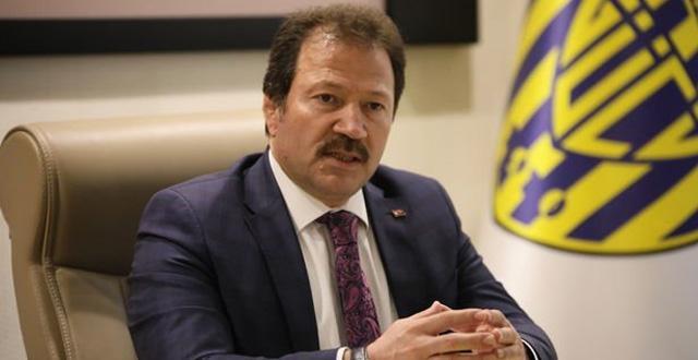 MKE Ankaragücü Başkanı Yiğiner: Transfer yasağını yakında kaldırırız