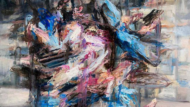'İki kültür dört renk' karma resim sergisi yarın açılıyor!