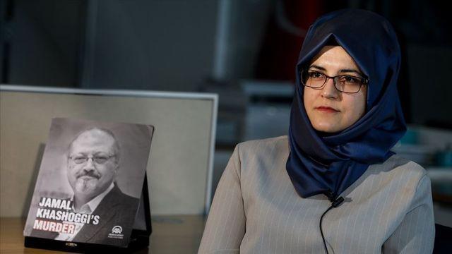Cemal Kaşıkçı'nın nişanlısı Cengiz: Washington elinden geleni yapmadı