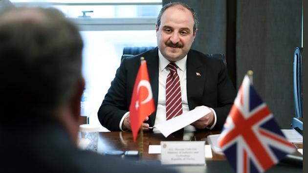 """Bakan Varank """"Girişimci ve Yenilikçi Üniversite Endeksi""""ni açıkladı"""