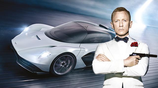 Bond tarihinde bir ilk