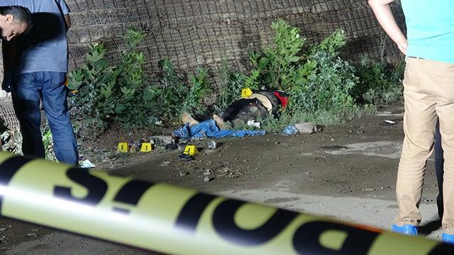 Bursa'da boş arazide kadın cesedi bulundu