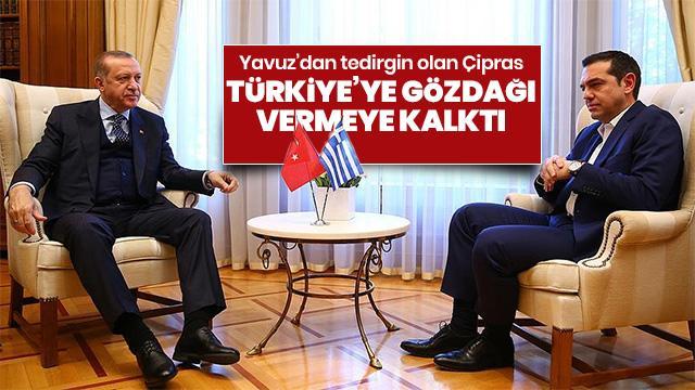 Yavuz'dan tedirgin olan Türkiye'ye Çipras gözdağı vermeye kalktı!