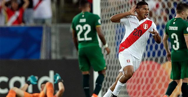 Copa America'da Peru, Bolivya'yı 3-1 mağlup etti