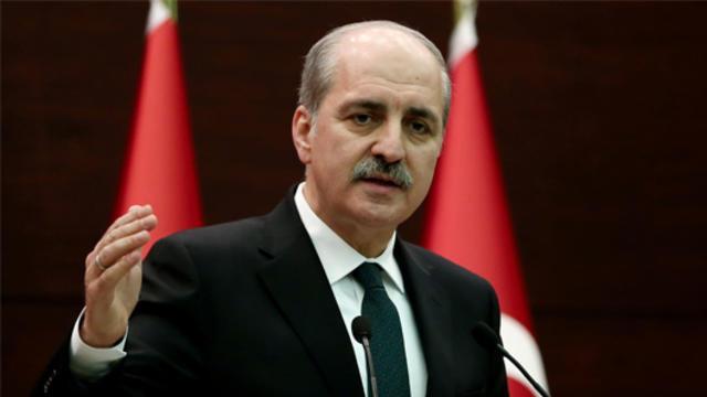 AK Parti Genel Başkanvekili Kurtulmuş: Bizim güçlü ve büyük bir Türkiye olmamız lazım