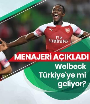 Welbeck'in menajeri Altıncı: Türkiye'den kimseyle görüşmedik