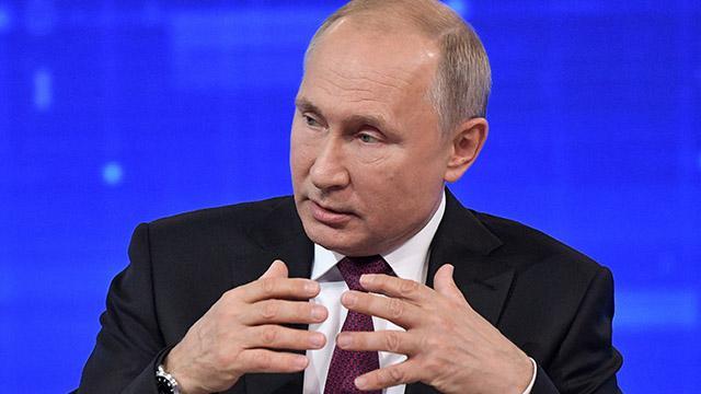 Putin: ABD'nin Huawei yasağı Çin'i zayıflatma amaçlı