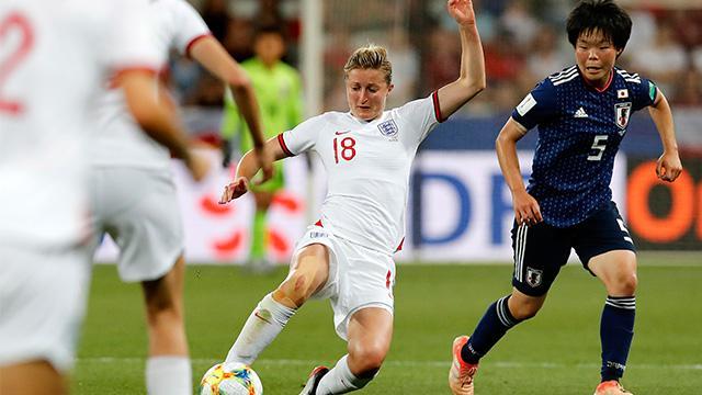 FIFA Kadınlar Dünya Kupasında İngiltere ve Japonya adlarını son 16 turuna yazdırdı