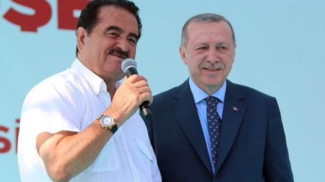 İbrahim Tatlıses: Memleketim için ölürüm, Tayyip Erdoğan için ölürüm