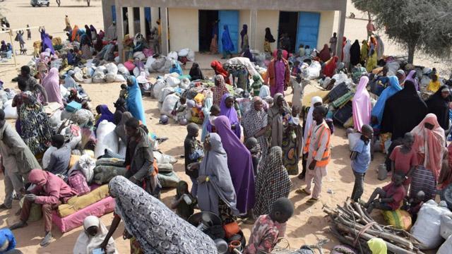 BM Nijerya'yı mültecilerin evlerine zorla geri gönderilmemeleri konusunda uyardı