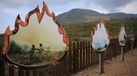 Turizmin başkentinde orman yangınları için önlemler alındı