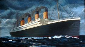 """Titanik'e bilet alan tek Türk: """"Yeryüzünün en talihli insanı benim"""""""
