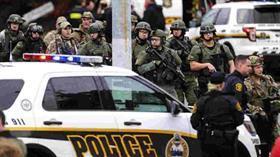 Pensilvanya'da düzenlenen silahlı saldırıda 10 kişi yaralandı