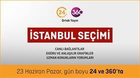 İstanbul'da iptal edilen seçim 23 Haziran'da yenileniyor