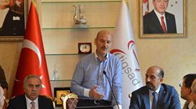 Bakan Soylu'dan DHKP/C'nin sözde Türkiye sorumlusunun yakalandığı operasyona ilişkin açıklama