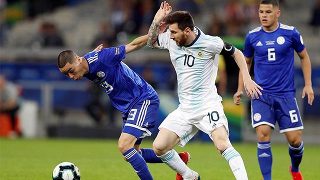 Copa America B Grubunda ikinci maçlar oynandı