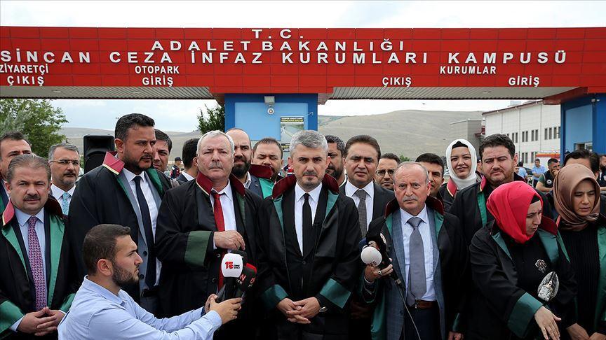 Başkan Erdoğan'ın avukatı Aydın: Darbe girişimine katılan bütün sanıklar hak ettikleri cezaları alacak