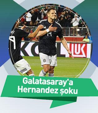 Valencia, Galatasaray'ın da ilgilendiği Hernandez için teklifi 8 milyon euro'ya yükseltti