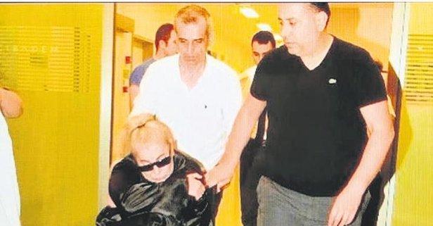 Zerrin Özer üzüntüden fenalaştı, hastaneye kaldırıldı! İlaçlarla ayakta duruyor...
