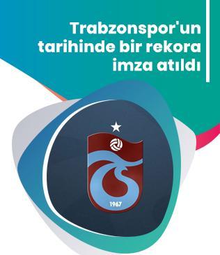 Trabzonspor, tarihinde bir rekora imza atarak  14 aylık süreçte 450 milyon liralık ödeme gerçekleştirdi