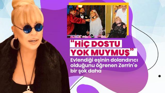Zerrin Özer'e bir şok daha