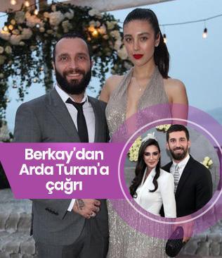 Berkay'dan Arda Turan'a çağrı: Yapması gereken tek şey...
