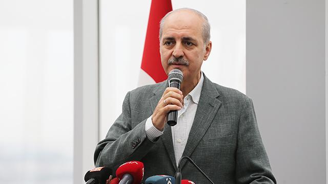 AK Parti Genel Başkanvekili Kurtulmuş: Kürt kardeşlerimiz feraset sahibidirler