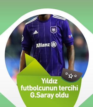 Nijeryalı oyuncu Onyekuru, Galatasaray'da kalmak istiyor
