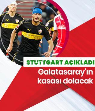 Stuttgart, Ozan Kabak'ın ayrılacağını ilk kez bu kadar açık bir dille açıkladı