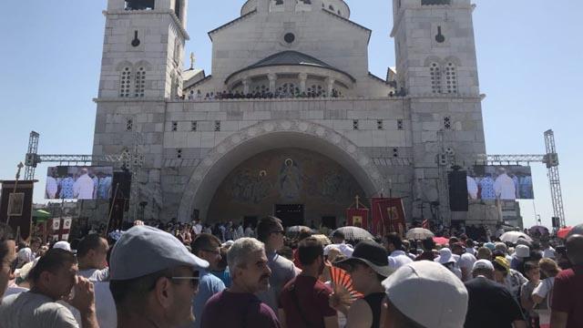 """Karadağ'ın kiliseleri """"devlet malı"""" olarak kabul etmek istemesi, Sırbistan ile krize yol açtı"""