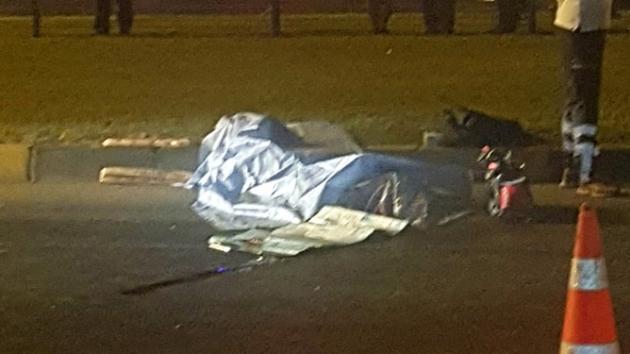Orkun, motosikletiyle yaptığı kazada öldü