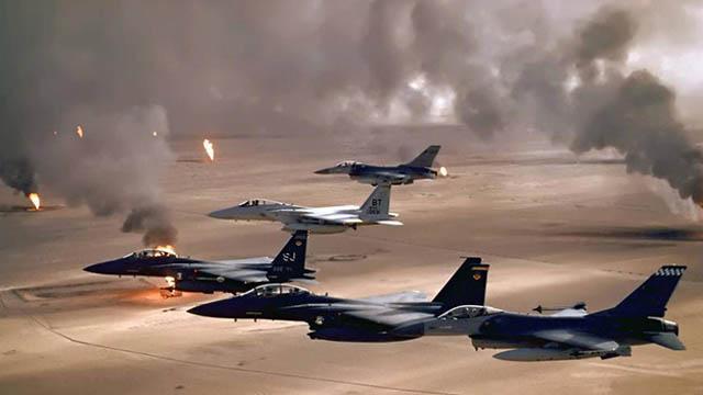 ABD ordusu, çoğu ülkeden daha fazla hidrokarbon tüketiyor