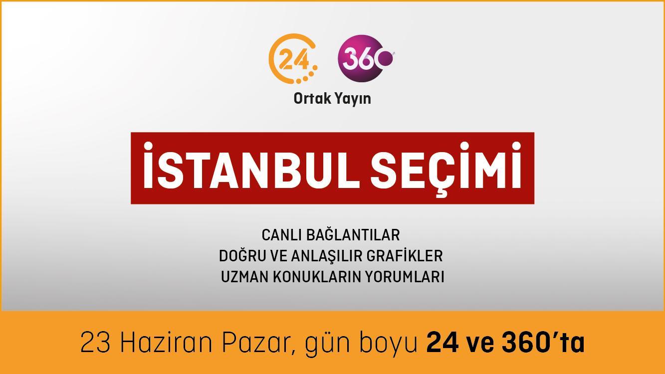 İstanbul'da iptal edilen seçim 23 Haziran'da yenileniyor.