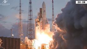 İki TV yayın uydusu yörüngesine gönderildi