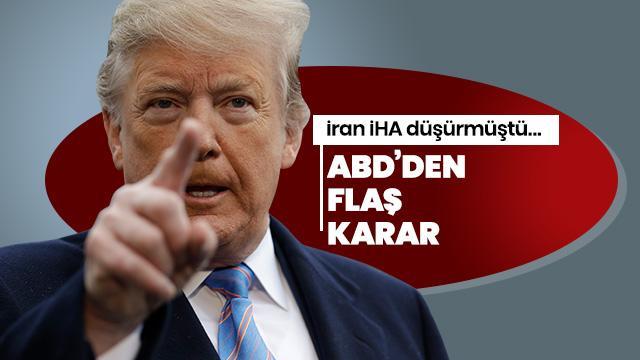 """ABD firmalarına """"İran kontrolündeki hava sahasında"""" uçuş yasağı"""
