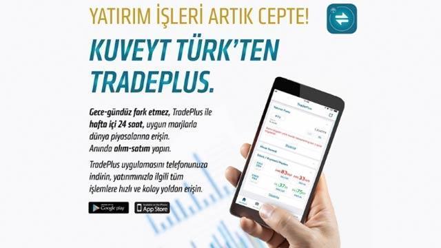Kuveyt Turk Tradeplus Ile Piyasalar Artik 24 Saat Cepte
