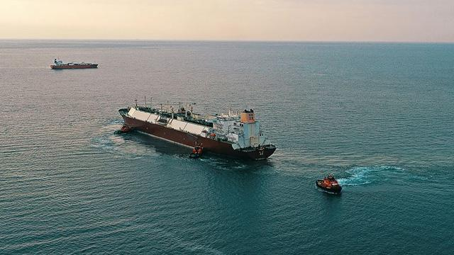 Katargaz Türkiye'ye ilk büyük LNG sevkiyatını yaptı