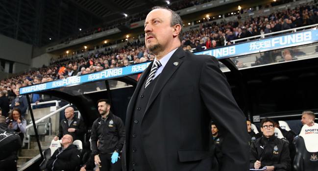 Newcastle United'da Rafael Benitez dönemi resmen sona erdi
