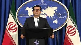 """Tahran'dan """"İran'a karşı küresel koalisyon"""" girişimlerine cevap"""
