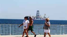 Sondaj gemisi 'Yavuz' Antalya açıklarında! 4 gün önce törenle yola çıkmıştı