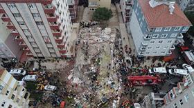 Kartal'daki çöken bina davası eylül ayına ertelendi