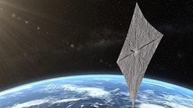 İlk güneş yelkenli uydu yarın sabah fırlatılacak