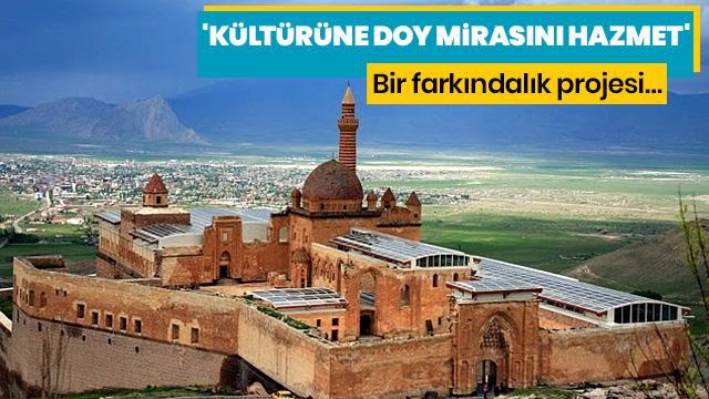 'Kültürüne Doy Mirasını Hazmet'