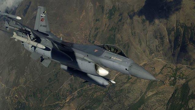 Son dakika... Irak'ın kuzeyine düzenlenen hava harekatında en az 2 terörist etkisiz hale getirildi