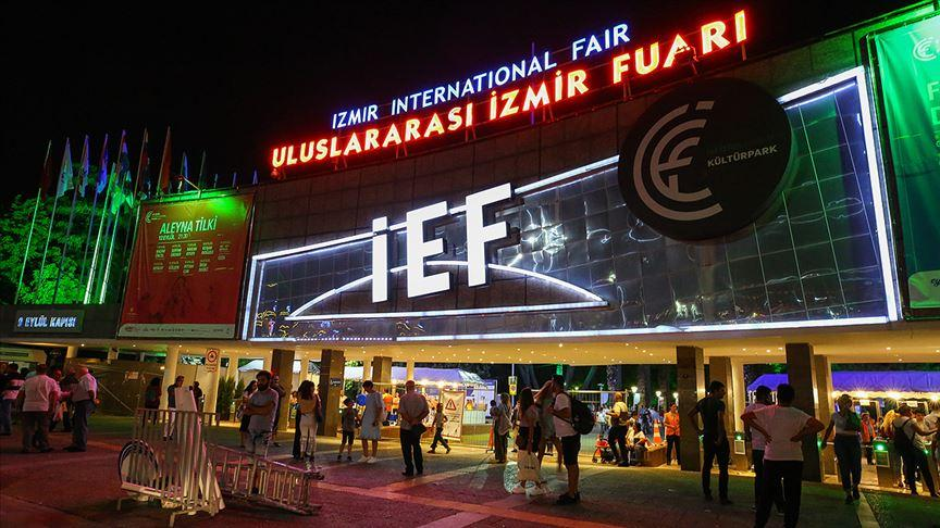 İzmir Enternasyonal Fuarı'nın bu yılki ortak ülkesi Çin
