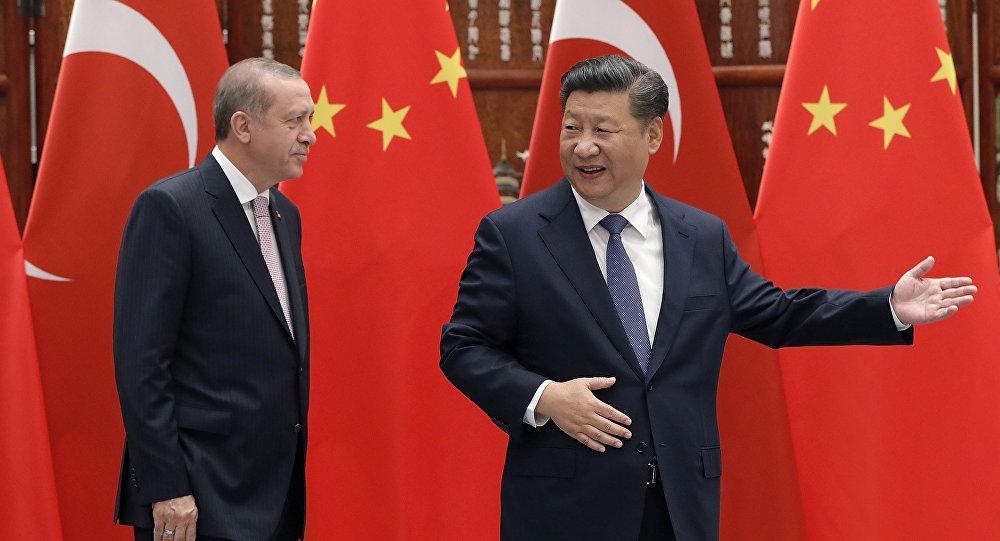 Başkan Erdoğan, Çin Devlet Başkanı Şi ile 21 trilyon dolarlık 'Yol-Kuşak' projesini görüşecek