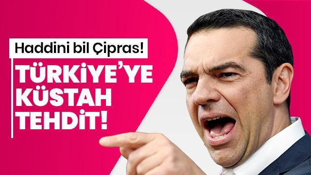 Çipras yine haddini aştı! Türkiye'ye karşı skandal sözler...